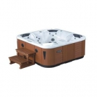Бассейн Vagnerplast SPA Moderna VP4751B Summer Saphire + крышка