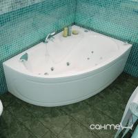 Гидромассажная ванна с врезным смесителем Triton Изабель левосторонняя