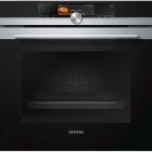 Духовой шкаф-пароварка Siemens iQ700 HS658GXS1 черный/нержавеющая сталь