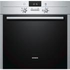 Духовой шкаф Siemens HB23AT520 черное стекло/нержавеющая сталь