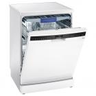 Отдельностоящая посудомоечная машина на 14 комплектов посуды Siemens SN258W02ME белая
