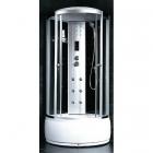 Гидробокс полукруглый Eco Style Eco Lux Z12 90x90x215