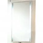 Зеркало для ванной с подсветкой H2O LH-795 (в алюминиевой рамке)