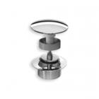 Донный клапан для ванны Silfra KT 36 хром