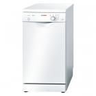 Отдельностоящая посудомоечная машина на 9 комплектов посуды Bosch SPS40F22EU белая