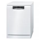 Отдельностоящая посудомоечная машина на 13 комплектов посуды Bosch SMS46KW01E белая