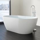 Отдельностоящая ванна из искусственного камня Badeloft BW-02-L