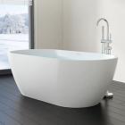 Отдельностоящая ванна из искусственного камня Badeloft BW-02-XL