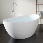 Отдельностоящая ванна из искусственного камня Badeloft BW-03-L