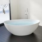 Отдельностоящая ванна из искусственного камня Badeloft BW-03-XL