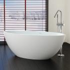 Отдельностоящая ванна из искусственного камня Badeloft BW-04-XL