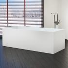 Отдельностоящая ванна из искусственного камня Badeloft BW-06-L