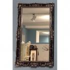Зеркало для ванной комнаты Compab 4514/B Nero Silver
