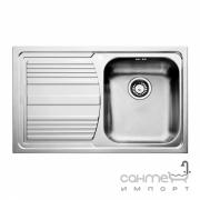 Кухонная мойка Franke Logica Line LLX 611-79 крыло слева 101.0381.806 полированная