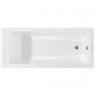 Прямоугольная акриловая ванна Hafro Era 170x75
