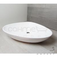 Раковина керамическая на столешницу Vito VT-0019 белая