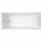 Акриловая ванна с ножками Novellini Calos 170x75 CA1117075A