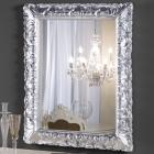 Зеркало Claudio Di Biase Specciere 7.0384/4-L-S серебро
