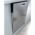 Декоративная панель для встраиваемой посудомоечной машины Foster 2910 016 матовая нержавеющая сталь