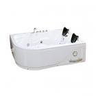 Гидромассажная ванна акриловая Iris TLP-631R правосторонняя