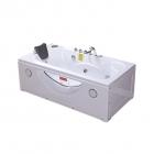Гидромассажная ванна акриловая Iris TLP-634-G