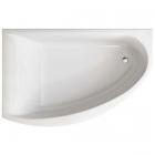 Асимметричная гидромассажная ванна Kolo Mirra 170 левосторонняя (система эконом) HE3371000