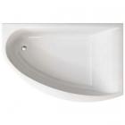 Асимметричная гидромассажная ванна Kolo Mirra 170 правосторонняя (система эконом) HE3370000