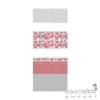 Плитка Kerama Marazzi A427071T Бордюр Городские цветы