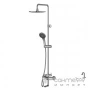 Душевая стойка со смесителем для ванны AM.PM Like F0780900 хром