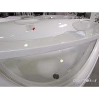 Угловая гидро-аэромассажная ванна Volle 12-88-103A