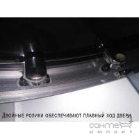 Гидромассажный бокс Atlantis AKL L1-99 профиль сатин, стекла графит