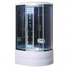 Гидромассажный бокс Atlantis AKL1110B(L) 110x80x215 левосторонний