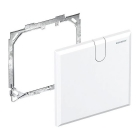 Крышка для скрытого функционального блока смесителей для умывальников Geberit 116.425.11.1