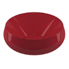 Раковина на столешницу Newarc Elipso 50 505050R красная