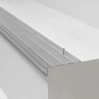 Соединительный профиль для ступеней Quick-Step Incizo 2150 алюминий для плит 7мм