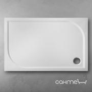 Душевой поддон из литого мрамора Fancy Marble 1200х800 60120101 белый