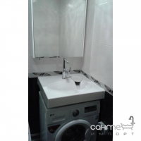 Раковина над стиральной машиной PAA Claro цветная