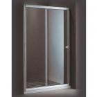 Душевая дверь Serena 1201 SE S C 120 профиль сатин, стекло прозрачное
