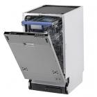 Встраиваемая посудомоечная машина на 10 комплектов посуды Pyramida DWN 4510