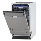 Встраиваемая посудомоечная машина на 10 комплектов посуды Pyramida DWP 4510