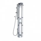 Гидромассажная панель Q-tap SIL 1101 серая