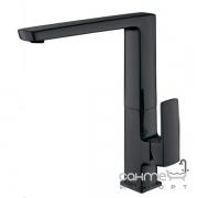 Смеситель для кухни Imprese Grafiky ZMK041807150 черный