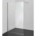 Душевая перегородка Liveno Cleario Walk-In 100x195 прозрачное стекло