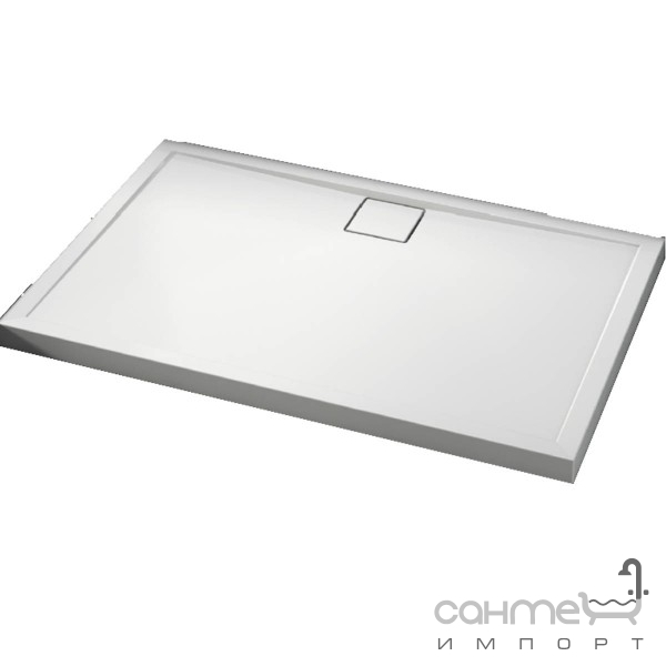 aquaform Душевой поддон Aquaform Como 90х100 см прямоугольный 201-49006 акрил белый