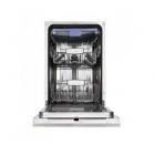 Посудомоечная машина Fabiano FBDW 45.10 серый металлик
