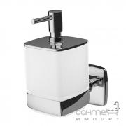 Дозатор для жидкого мыла AM.PM Gem A9036900 хром/стекло