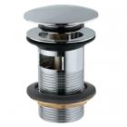 Донный клапан с переливом Jaquar ALD-CHR-729 хром