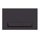 Панель смыва Imprese Pan Laska Black Soft Touch i8040B