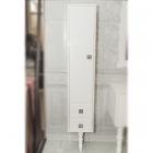 Пенал Intero Deco INTR00015 белый глянец