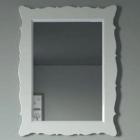 Зеркало Intero Deco INTR00014 белый глянец